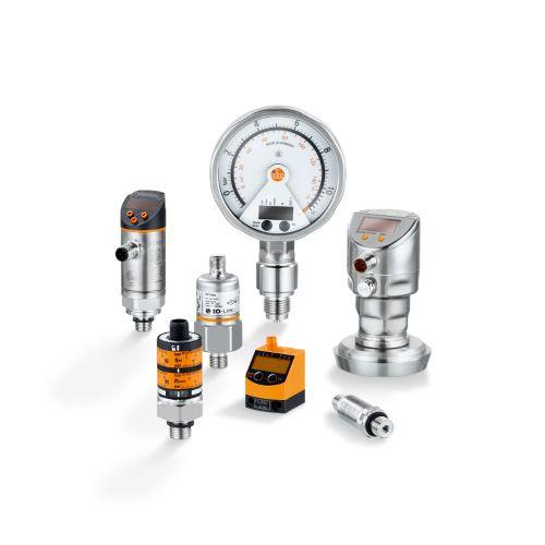 Pressure and Vacuum Sensors