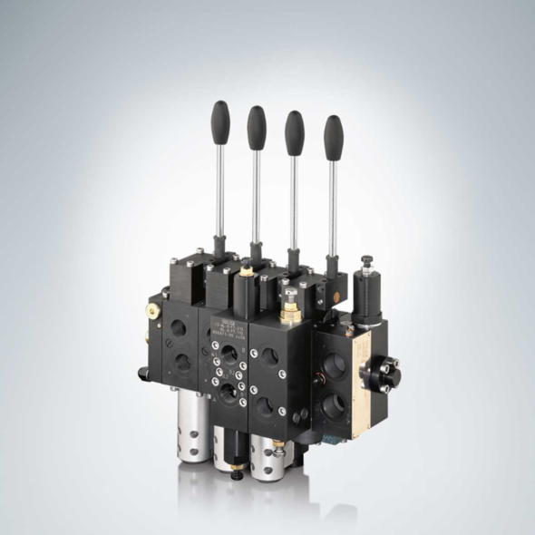 Proportional Directional Spool Valves