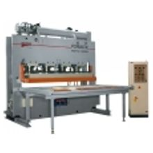 Italpresse Fluid Membrane Press with Automatic Loading Formatic Shuttle System